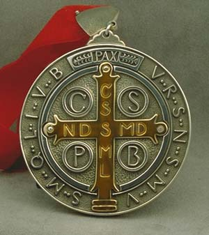 Cross of St. Benedict Medal