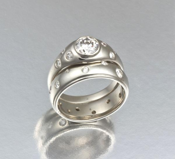 Creative Custom Jewelry Home: Creative Metalworks : Custom Jewelry